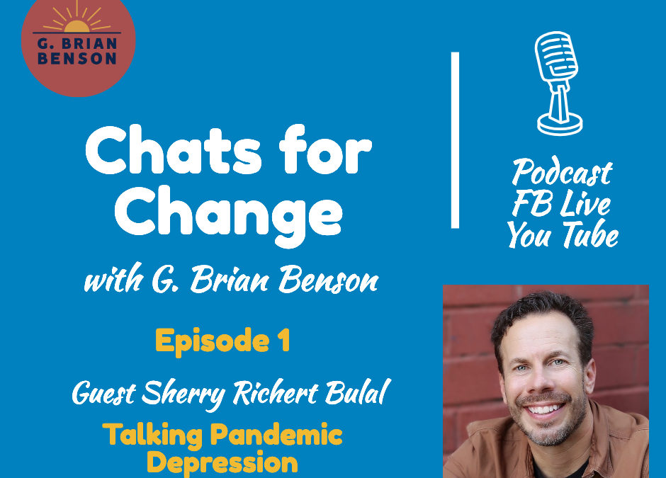 """Chats for Change"" – Discussing Pandemic Depression"